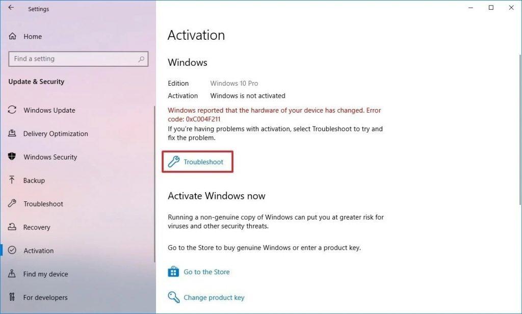 Lakukan Aktivasi Windows