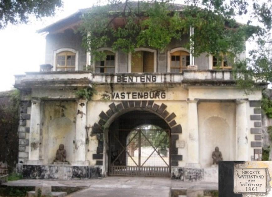 Sejarah Benteng Vasternburg yang Wajib Diketahui Generasi Muda
