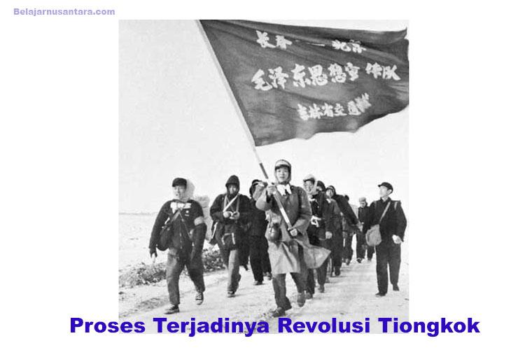 Proses Terjadinya Revolusi Tiongkok