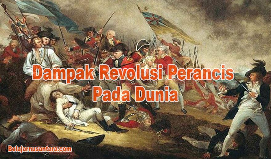 Dampak Revolusi Perancis Pada Dunia