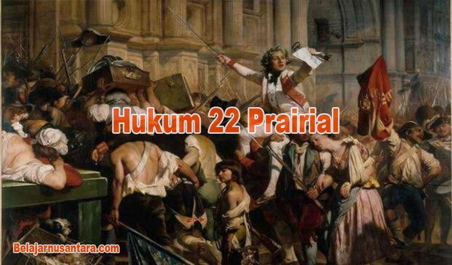 Hukum 22 Prairial