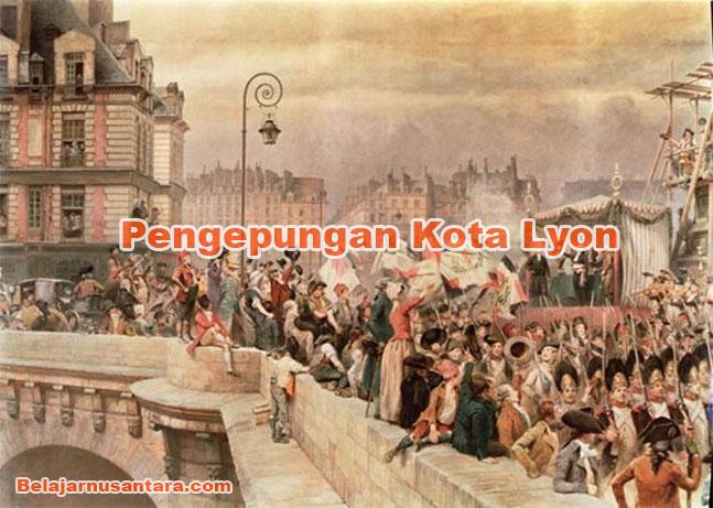 Pengepungan Kota Lyon