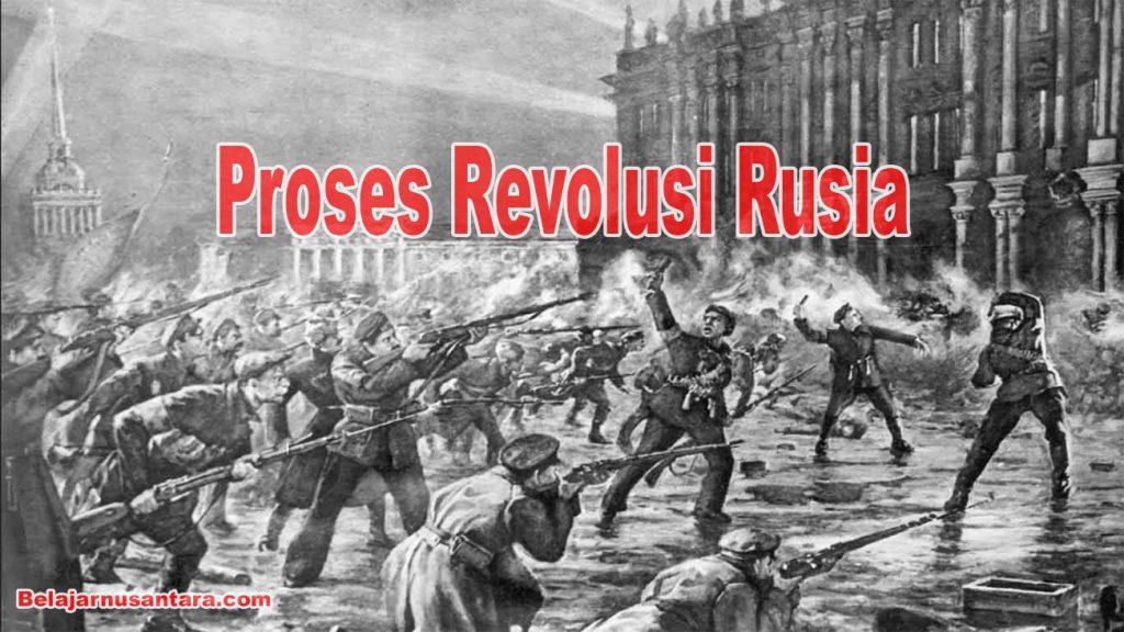 Proses Revolusi Rusia