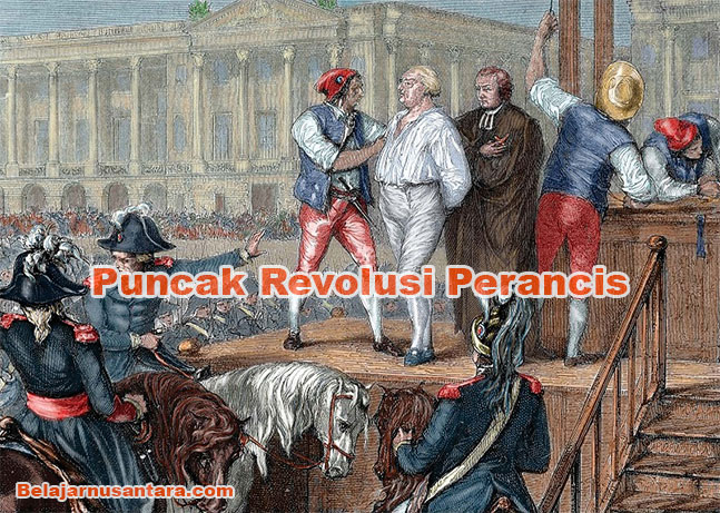 Puncak Revolusi Perancis