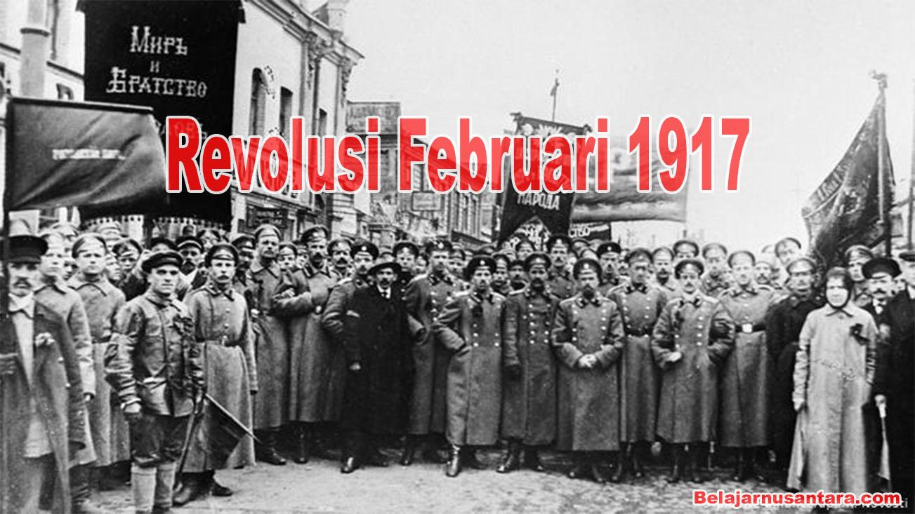 Revolusi Februari 1917