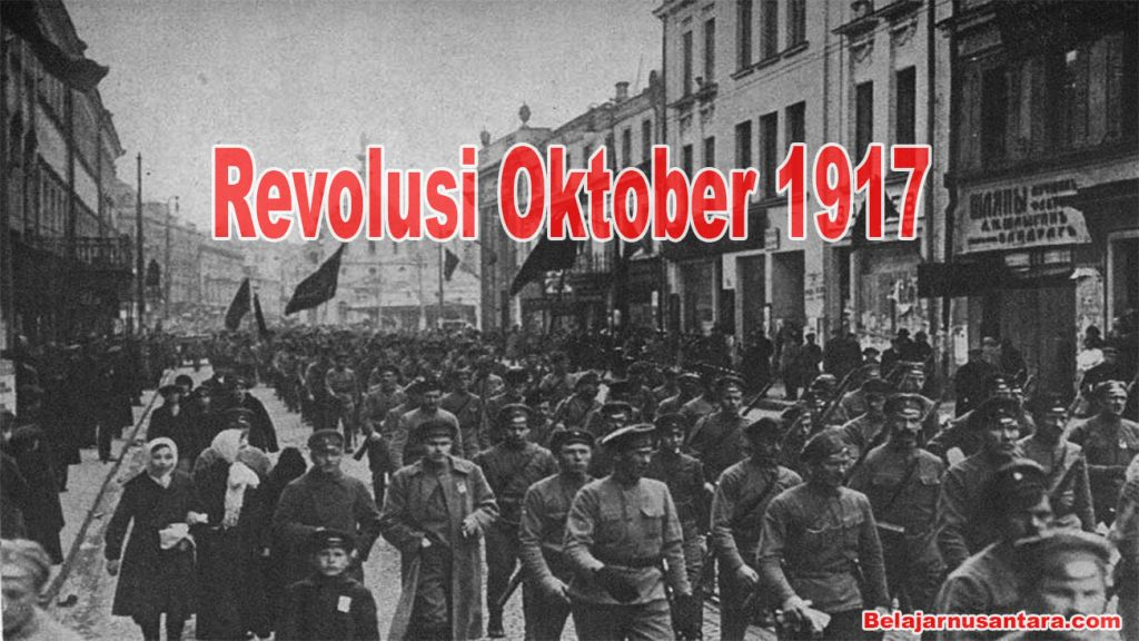 Revolusi Oktober 1917