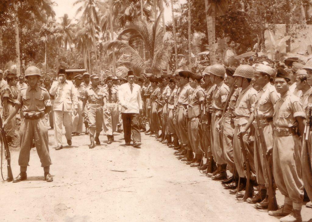 Dampak Revolusi Indonesia