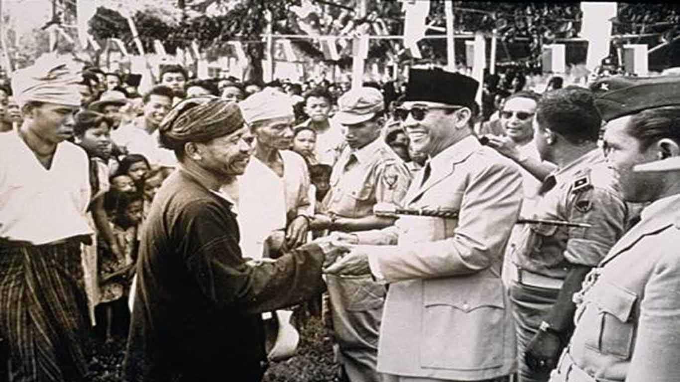 Latar Belakang Terjadinya Revolusi Indonesia