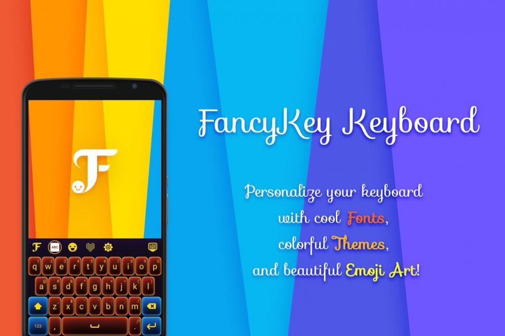 Fancy Keyboard