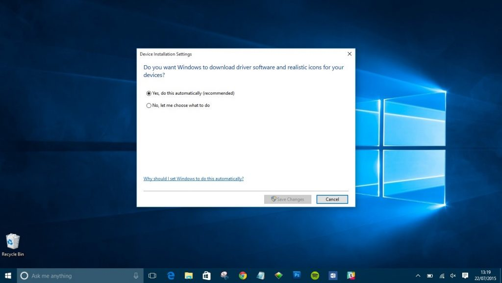 Install Driver Laptop