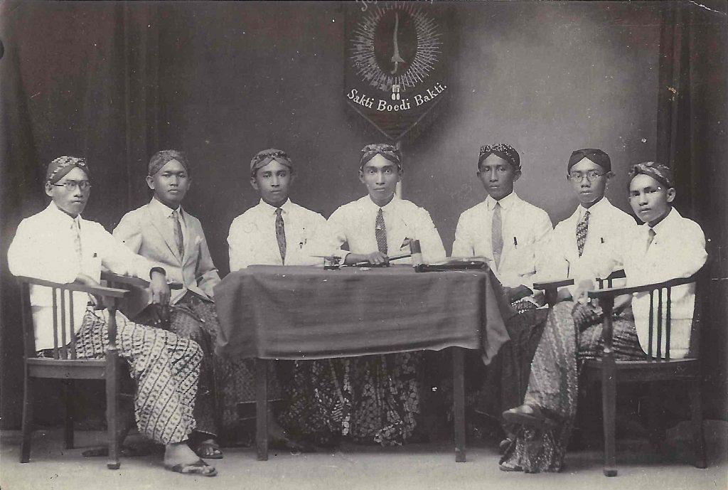 Latar Belakang Jong Java