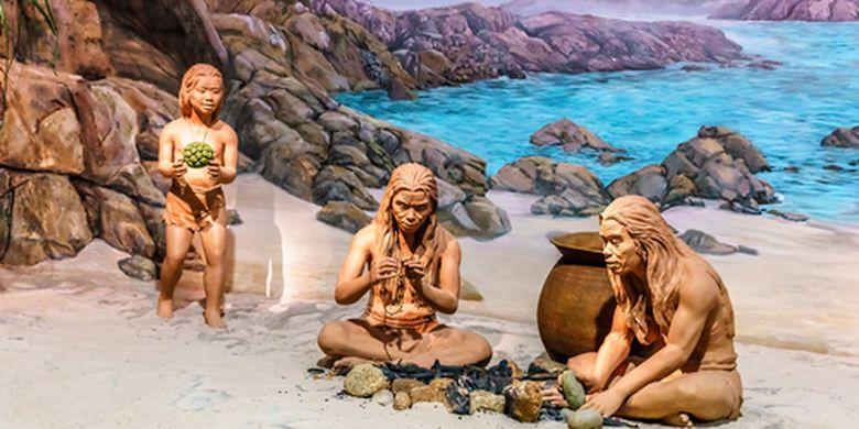 Apa yang Dimaksud dengan zaman Praaksara