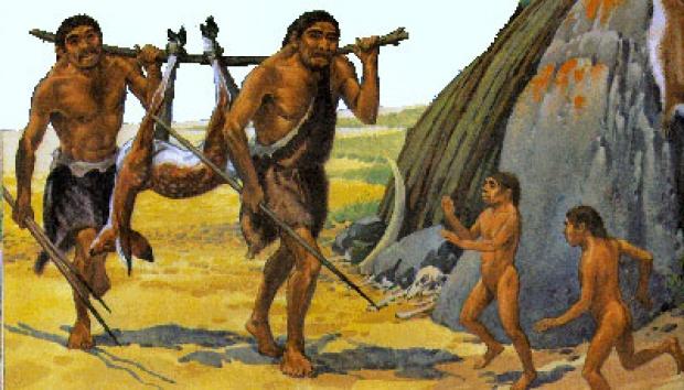 Bagaimana Cara Hidup di Zaman Praaksara