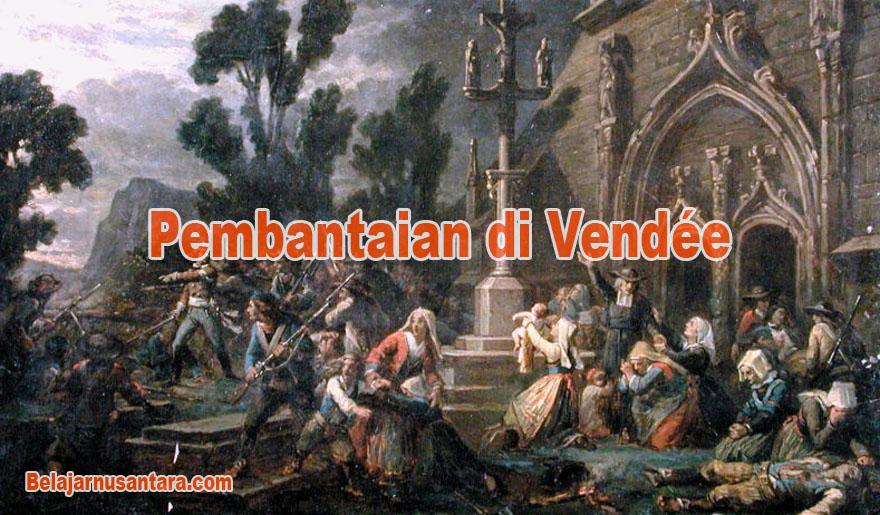 Pembantaian di Vendée