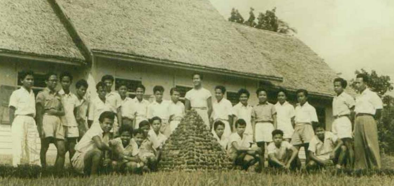 Indisch Nederlandse School Kayu Tanam