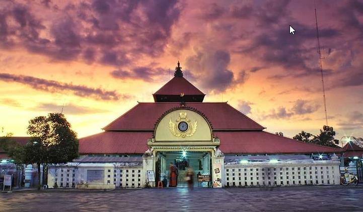 Masjid Agung Gedhe Kauman